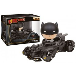 Batman v Superman POP! Ridez Vinyl Véhicule avec figurine Dorbz Batmobile 14 cm
