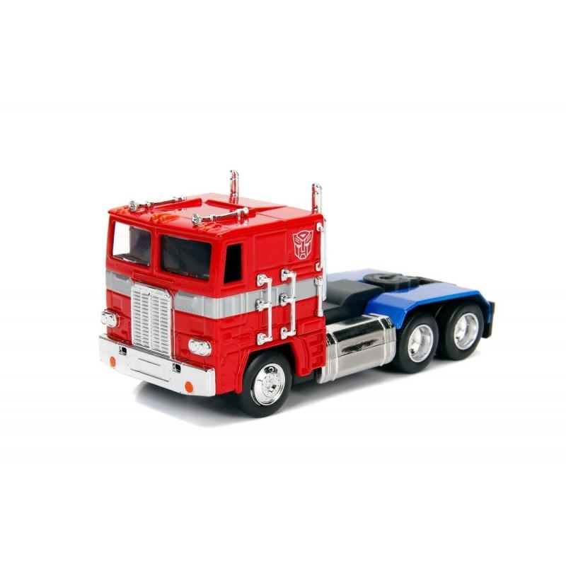 Transformers 1/32 G1 Optimus Prime métal