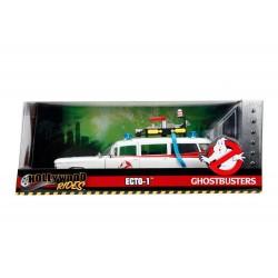 SOS Fantômes 1/24 1959 Cadillac Ecto-1 métal Jada Ghostbusters
