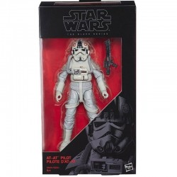 Figurine Star Wars Black Series 15 cm AT-AT Driver