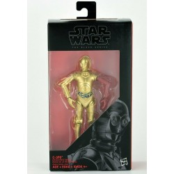 Figurine Star Wars Black Series 15 cm C3-PO