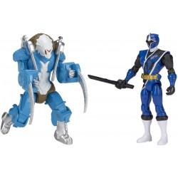 Power Rangers Good Vs Evil Blue Ranger & Ripperrat