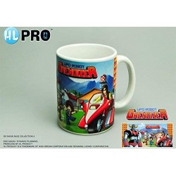 Mug Goldorak 320Ml Actarus & Buggy