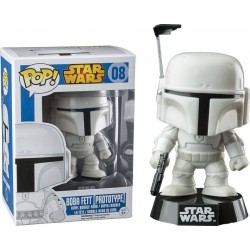 Star Wars POP! Vinyl Bobble Head Boba Fett (Prototype) 10 cm