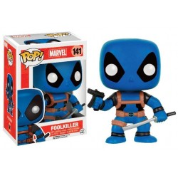 Marvel Comics POP! Vinyl Bobble Head Deadpool Foolkiller 9 cm