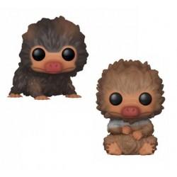 Les Animaux fantastiques 2 pack 2 Figurines POP! Movies Vinyl Baby Nifflers 9 cm