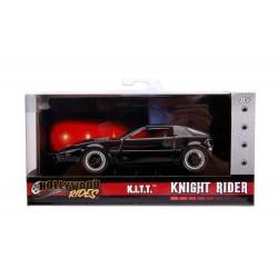 Knight Rider 1/32 1982 Pontiac Firebird Knightrider KITT métal