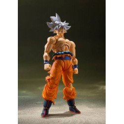 Dragon Ball Super figurine S.H. Figuarts Son Goku Ultra Instinct 14 cm