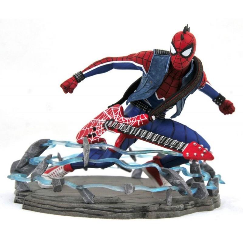 Spider-Man 2018 Marvel Video Game Gallery statuette Spider-Punk Exclusive 18 cm
