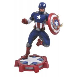 Marvel NOW! Marvel Gallery statuette Captain America 23 cm