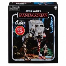 Star Wars Vintage Collection AT-ST Raider Mandalorian .