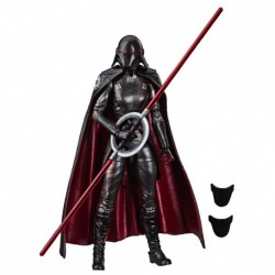 "Figurine Star Wars Black Series 6"" Second Sister Inquisitor Carbonized"