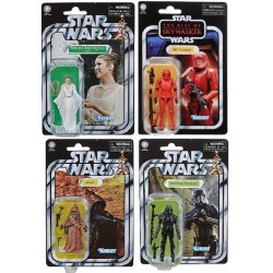 Star Wars Vintage Collection 10 cm Wave 24 Set de 4 figurines