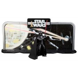 Star Wars Black Series figurine Darth Vader 40th Anniversary Legacy Pack 15 cm