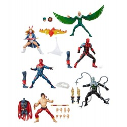 Marvel Legends Series Spider-Man 2020 Wave 1 assortiment figurines 15 cm