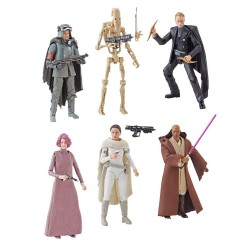 Star Wars Black Series 2019 Wave 1 assortiment figurines 15 cm