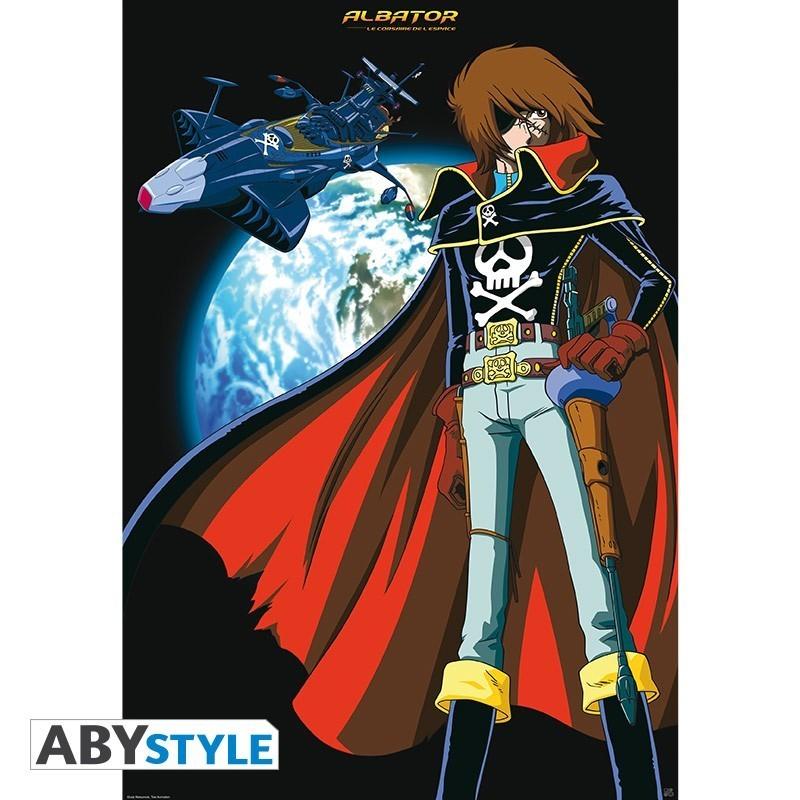 ALBATOR - Poster Corsaire de l' Espace (98x68)