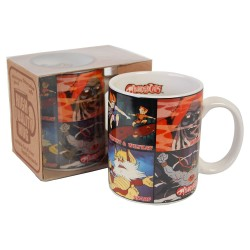 Thundercats - Mug 320 ML Collage