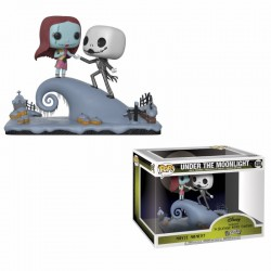 NBX Funko Pop Movie Moments Jack & Sally On The Hill