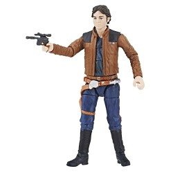 Figurine Star Wars Vintage Collection Han Solo Solo Story