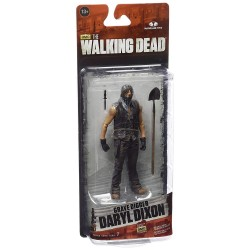 The Walking Dead Figurine Grave Digger Daryl  13 cm