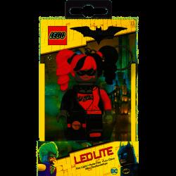 Lego Porte clés Lumineux Harley Quinn