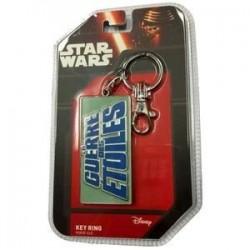 Star Wars Porte Clés Métal La Guerre Des Etoiles