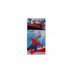Porte clés gomme Spider-Man 5 cm