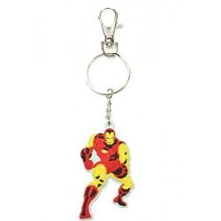 Porte clés métal Iron Man 5 cm
