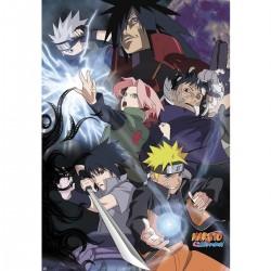 Naruto Shippuden Poster 91 X 61 cm