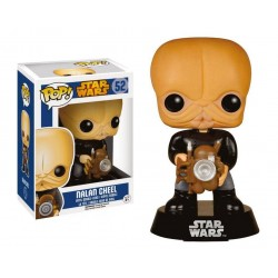 Star Wars POP! Vinyl Bobble Head Nalan Cheel 9 cm