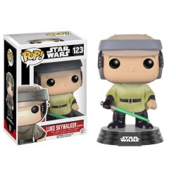 Star Wars POP! Vinyl Bobble Head Luke Skywalker (Endor) 9 cm