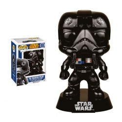 Star Wars POP! Vinyl Bobble Head Tie Fighter Pilot 9 cm