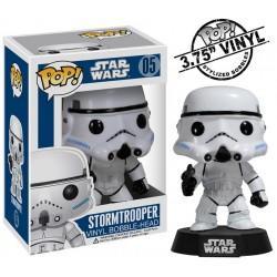 Star Wars POP! Vinyl Bobble Head Stormtrooper 10 cm