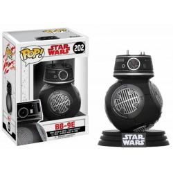 Star Wars Episode VIII POP! Vinyl Bobble Head BB-9E 9 cm