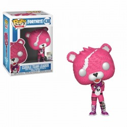 Fortnite Figurine POP! Games Vinyl Cuddle Team Leader 9 cm