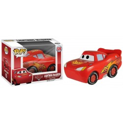 Cars POP! Disney Vinyl Figurine Lightning McQueen 9 cm