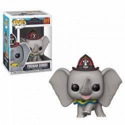 Dumbo POP! Disney Vinyl figurine Fireman Dumbo 9 cm