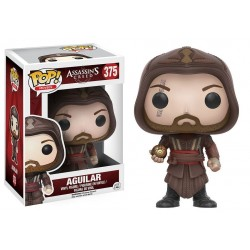 Assassin's Creed Figurine POP! Movies Vinyl Aguilar 9 cm