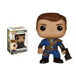 Fallout POP! Games Vinyl Figurine Lone Wanderer Male 9 cm
