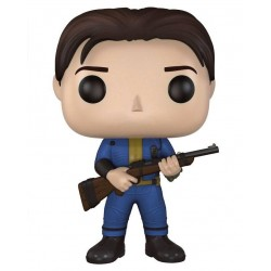 Fallout 4 Figurine POP! Games Vinyl Sole Survivor 9 cm