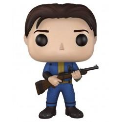 Fallout 4 Figurine POP! Games Vinyl Sole Survivor 9 cm