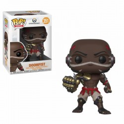 Overwatch Figurine POP! Games Vinyl Doomfist 9 cm