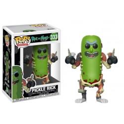 Rick et Morty Figurine POP! Animation Vinyl Pickle Rick 9 cm
