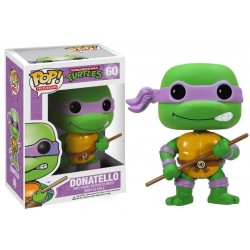 Les Tortues Ninja POP! Vinyl figurine Donatello 10 cm