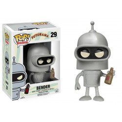 Futurama Figurine POP! Television Vinyl Bender 9 cm