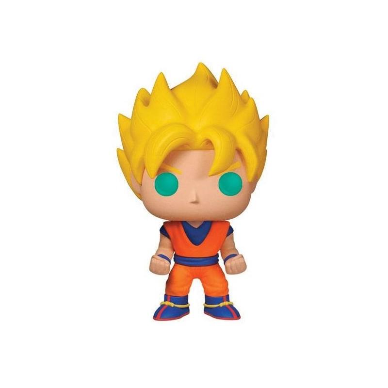 Dragon Ball Z POP! Vinyl figurine Super Saiyan Goku 10 cm
