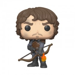 Game of Thrones POP! Television Vinyl figurine Theon w/Flamming Arrows 9 cm