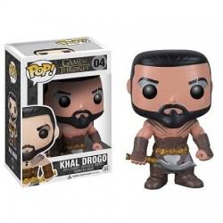 Game of Thrones POP! Vinyl Figurine Khal Drogo 10 cm