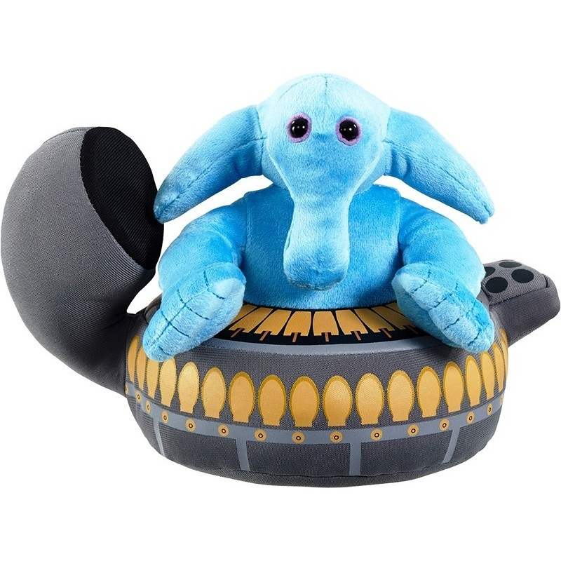 Star Wars Peluche Chantante Max Rebo ! United labels  Goodies Star Wars